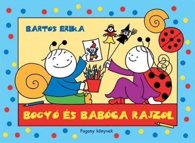 Bartos Erika: Bogyó és Babóca rajzol – Bábszínház, Kavicsok