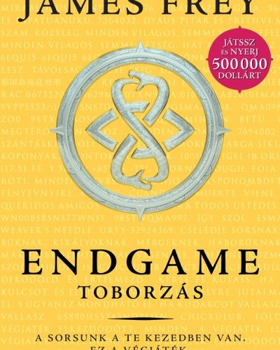 James Frey: Endgame I. - Toborzás
