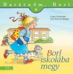 Liane Schneider – Annette Steinhauer: Bori iskolába megy – Barátnőm, Bori