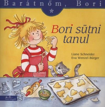 Liane Schneider – Annette Steinhauer: Bori sütni tanul – Barátnőm, Bori