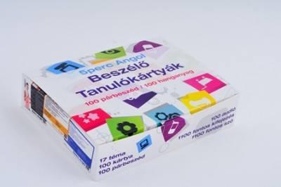 5 perc angol – Beszélő tanulókártyák