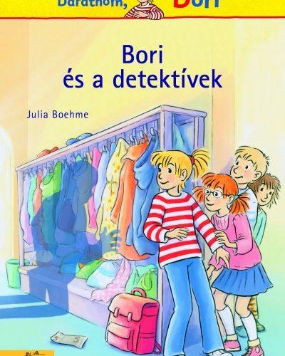 Julia Boehme: Bori és a detektívek