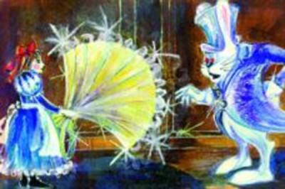 Alice csodaországban - diafilm