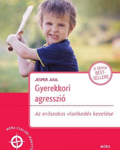 Jesper Juul: Gyerekkori agresszió - Az erőszakos viselkedés kezelése