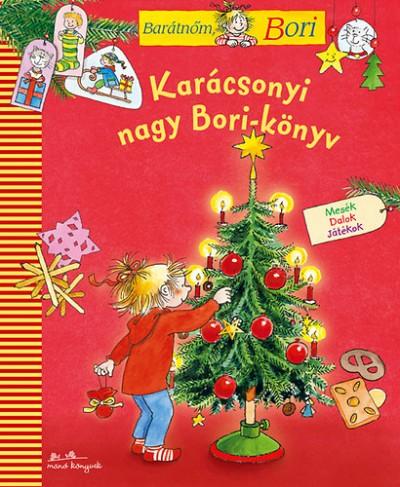 Karácsonyi nagy Bori-könyv – Barátnőm, Bori