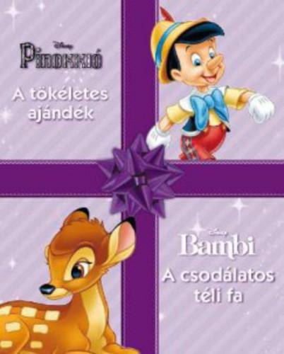Pinokkió - A tökéletes ajándék / Bambi- A csodálatos téli fa