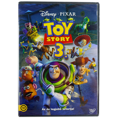 Lee Unkrich: Toy Story 3. - DVD