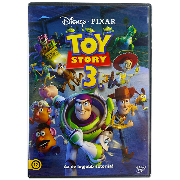 Lee Unkrich: Toy Story 3. – DVD