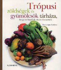 Dominique Lesbros: Trópusi zöldségek és gyümölcsök tárháza, hogy ne legyünk olyan elveszettek