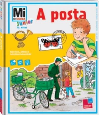 Stefanie Steinhorst: A posta - Mi Micsoda Junior