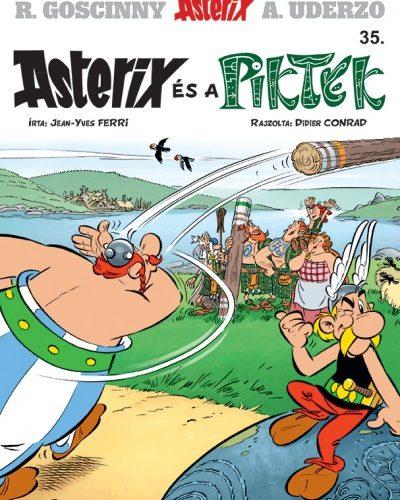 René Goscinny: Asterix és a Piktek
