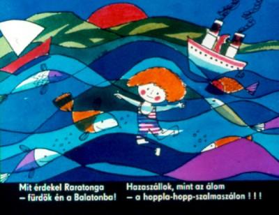 Tengerecki Pál - diafilm