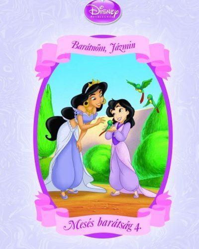 Disney Hercegnők - Barátnőm, Jázmin - Mesés barátság 4.