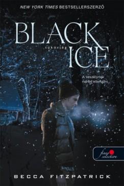 Becca Fitzpatrick: Black Ice - Tükörjég