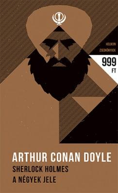Doyle Arthur Conan: Sherlock Holmes – A négyek jele