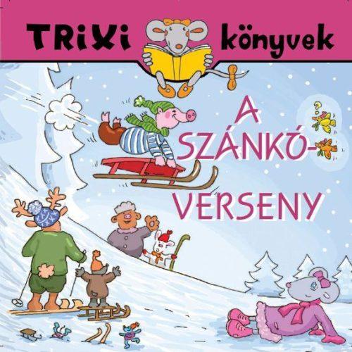 Szánkóverseny – Trixi könyvek