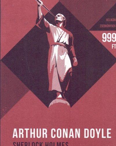 Arthur Conan Doyle: Sherlock Holmes - Tanulmány vérvörösben