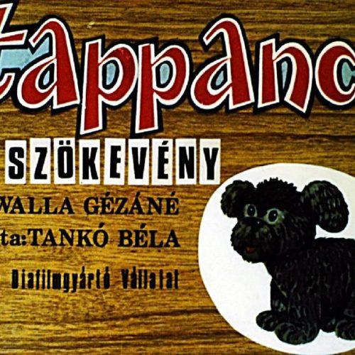 Tappancs, a szökevény - Diafilm
