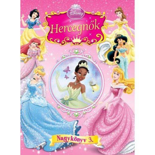 Disney Hercegnők Nagykönyv 3.