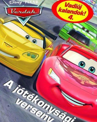 Vadiúj kalandok! 4. - A jótékonysági verseny - Disney Pixar Verdák