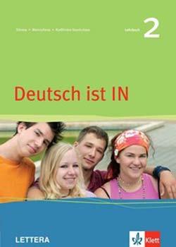 Mavrodieva, Dikova: Deutsch ist IN 2 - Lehrbuch (tankönyv)