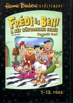 Frédi és Béni 4.évad 2.lemez 7-12.rész - DVD