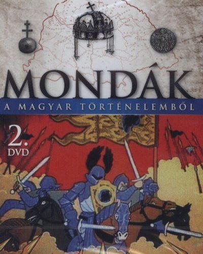 Jankovics Marcell: Mondák a magyar történelemből 2. - DVD