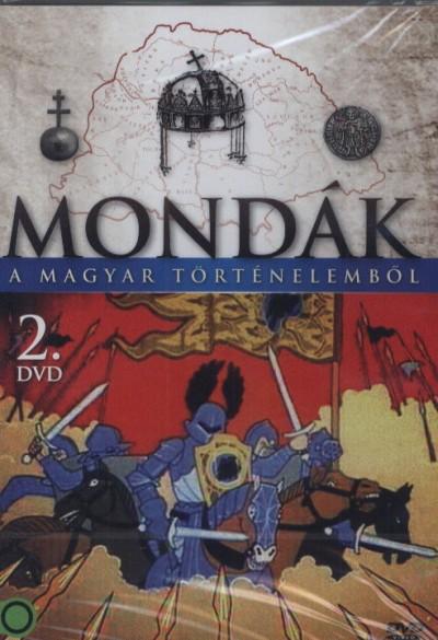 Jankovics Marcell: Mondák a magyar történelemből 2. – DVD