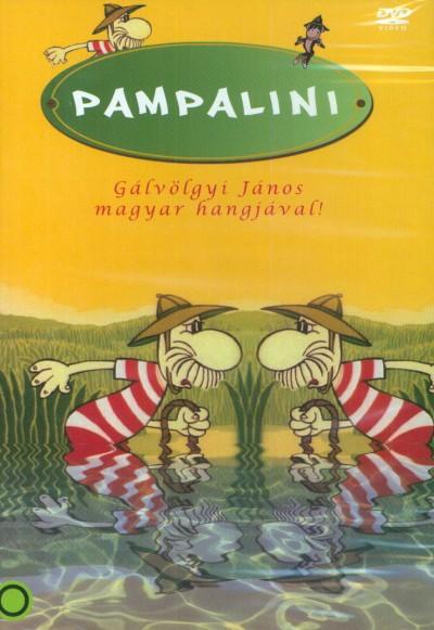 Gálvölgyi János: Pampalini – DVD