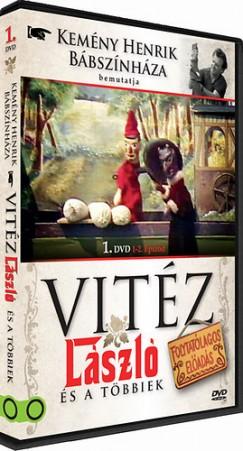 Vitéz László I. – 1-2. epizód – DVD