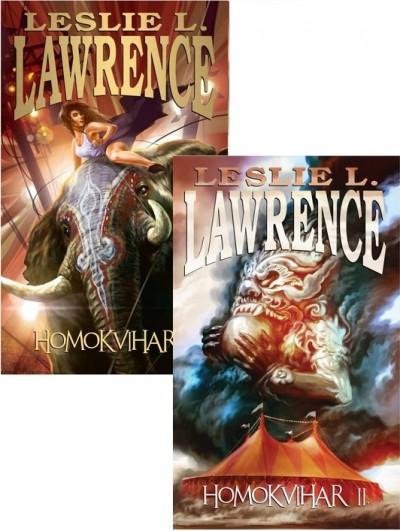 Leslie L. Lawrence: Homokvihar I-II.
