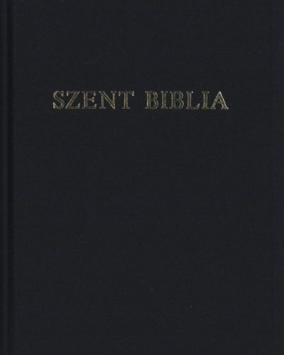 SZENT BIBLIA (STANDARD)