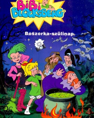 Theo Schwartz: Boszorka-szülinap - Bibi Blocksberg 2.