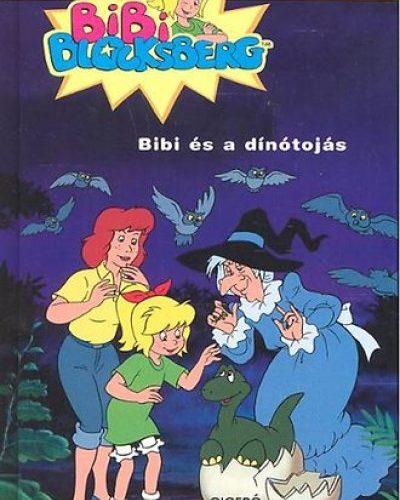 Theo Schwarz: Bibi és a dínótojás - Bibi Blocksberg 4.