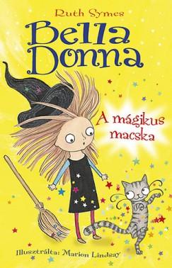 Ruth Symes: Bella Donna - A mágikus macska
