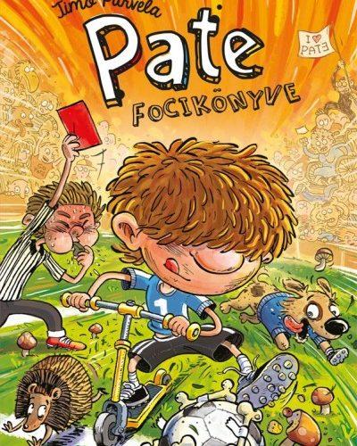Timo Parvela: Pate focikönyve