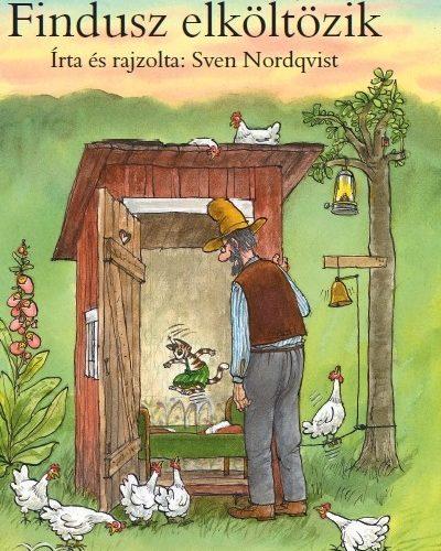 Sven Nordqvist: Findusz elköltözik