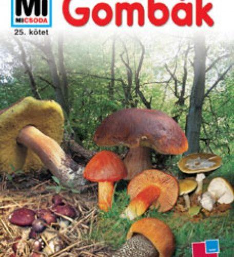 Heike Herrmann: Gombák - Mi micsoda 25.