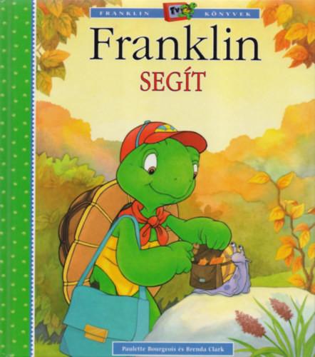 Brenda Clark; Bourgeois: Franklin segít