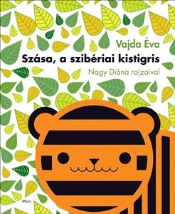Vajda Éva: Szása, a szibériai kistigris / Lapozó