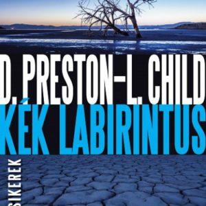 Lincoln Child - Douglas Preston: Kék labirintus