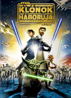 Star Wars - A klónok háborúja - DVD