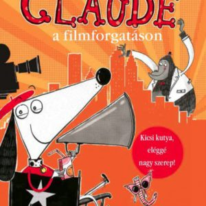 Alex T. Smith: Claude a filmforgatáson