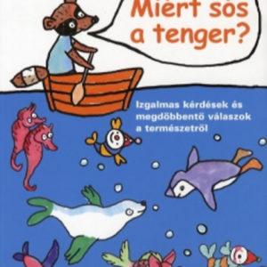 Friederike Wilhelm: Miért sós a tenger?