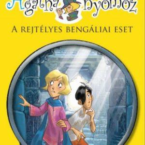 Sir Steve Stevenson: Agatha nyomoz 2. - A rejtélyes bengáliai eset
