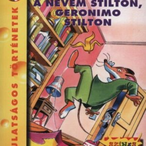 Geronimo Stilton: A nevem Stilton, Geronimo Stilton