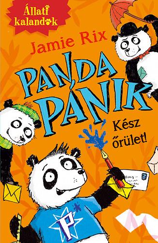 Jamie Rix: Állati kalandok - Panda pánik