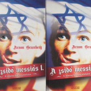Arnon Grunberg: A zsidó messiás I-II. - 2007